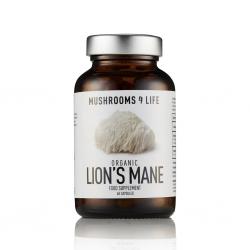 Organic Lion's Mane capsules 60 stuks