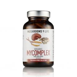 Organic MyComplex capsules 60 stuks