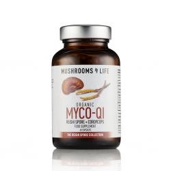 Organic Myco-Qi capsules 60 stuks