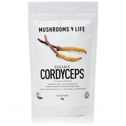 Organic Cordyceps Bio 60 gram poeder