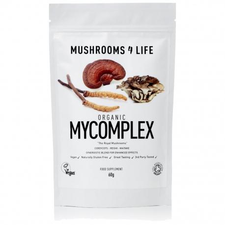 Organic MyComplex Bio poeder 60 gram.