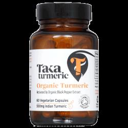Turmeric Capsules – Bio 60 stuks