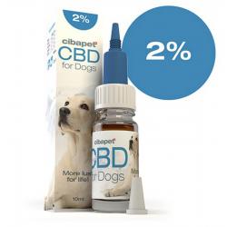 CBD Olie Hond – 2% – 10ml