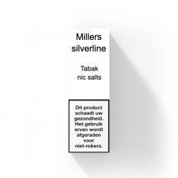 MILLERS SILVERLINE NIC SALTS - TABAK