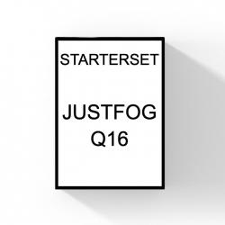 JUSTFOG - STARTERSET - Q16