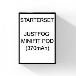 JUSTFOG MINIFIT POD - 370MAH STARTSET