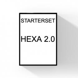 HEXA 2.0 starterkit