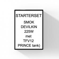 SMOK DEVILKIN TFV12 PRINCE 225W STARTSET