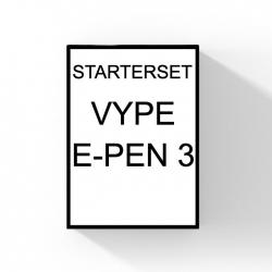 VYPE E-PEN 3 STARTSET