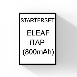 ELEAF - iTap Starterset (800mAh)