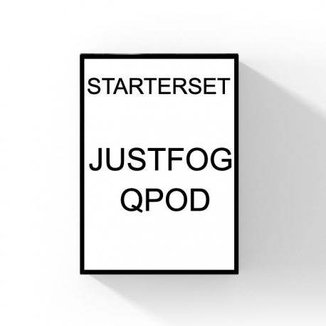 JUSTFOG QPOD STARTSET
