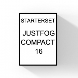 JUSTFOG COMPACT 16 Startset.