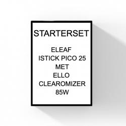 ELEAF ISTICK PICO 25 + ELLO CLEAROMIZER - 85W STARTSET