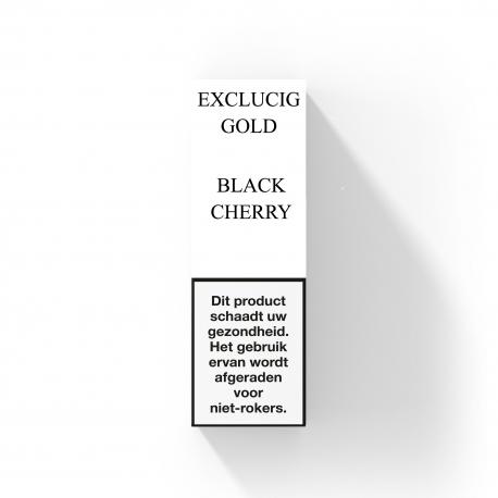 EXCLUCIG GOLD LABEL E-LIQUID BLACK CHERRY