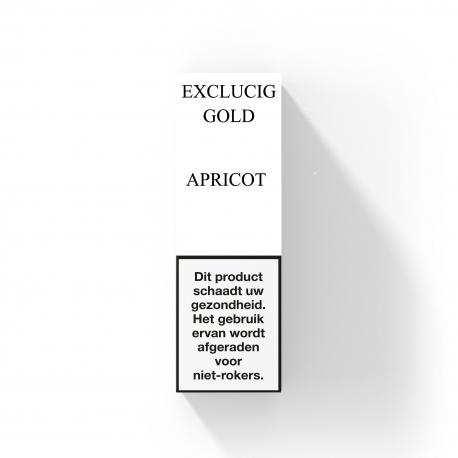 EXCLUCIG GOLD LABEL E-LIQUID APRICOT