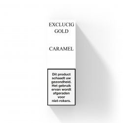 EXCLUCIG GOLD LABEL E-LIQUID CARAMEL