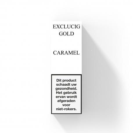 EXCLUCIG GOLD LABEL E-LIQUID CARAMEL