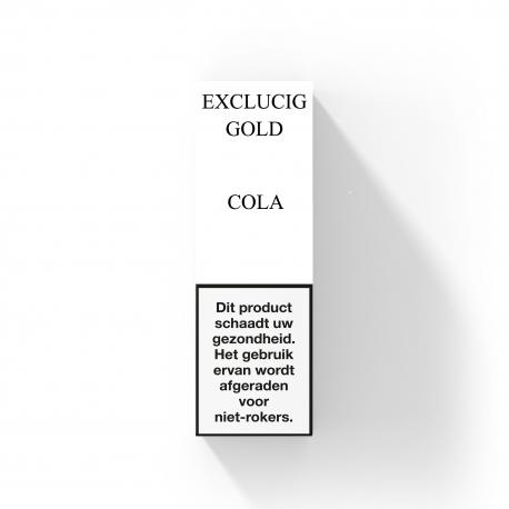 EXCLUCIG GOLD LABEL E-LIQUID COLA