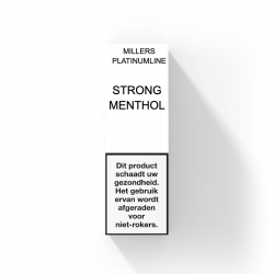Millers Strong Menthol