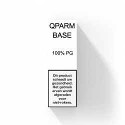 Q-Pharm Nicotine Boost (Base) - 100% PG