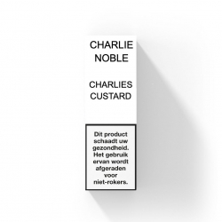 CHARLIE NOBLE E-LIQUID - CHARLIES CUSTARD (10 ml)