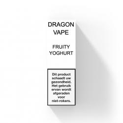 E-LIQUID - DRAGON VAPE - FRUITY YOGHURT