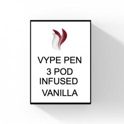 VYPE E-PEN 3 POD INFUSED VANILLA