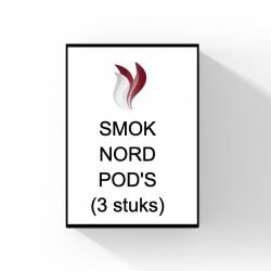 SMOK Nord POD (3 stuks)