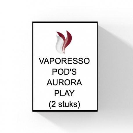 VAPORESSO - AURORA PLAY - PODS (per 2 st. / 2ml)