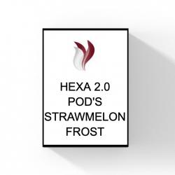 HEXA 2.0 pods StrawMelon