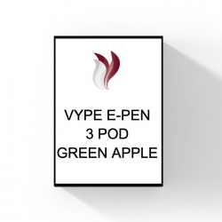 VYPE E-PEN 3 POD Green Apple