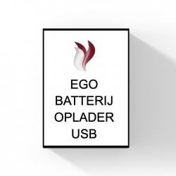 EGO batterij oplader USB