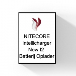 NITECORE Intellicharger New I2 Batterij Oplader