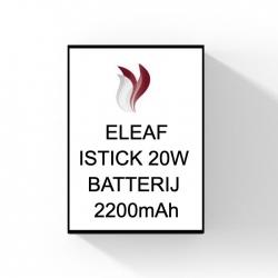 ELEAF - ISTICK 20W - BATTERIJ 2200mAh