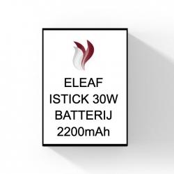 ELEAF - ISTICK 30W - BATTERIJ 2200mAh