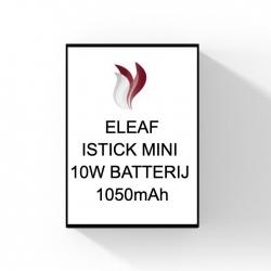 ELEAF - ISTICK MINI 10W - BATTERIJ 1050mAh