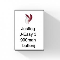 Justfog P16A Batterij
