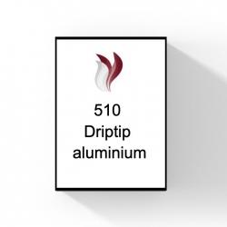510 Driptip metaal
