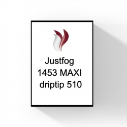Justfog 1453 MAXI driptip 510