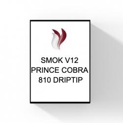 SMOK V12 PRINCE COBRA 810 DRIPTIP