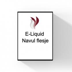 E-Liquid Naald flesje