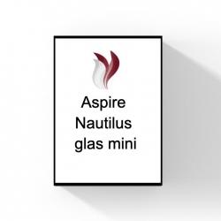 Aspire Nautilus glas mini