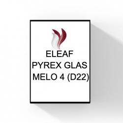 Eleaf Melo 4 pyrex glas D22