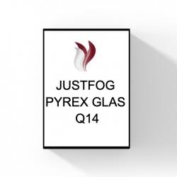 Justfog Q14 pyrex glas