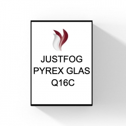 JUSTFOG - PYREX GLAS Q16C