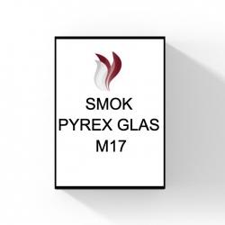 SMOK M17 Pyrex glas