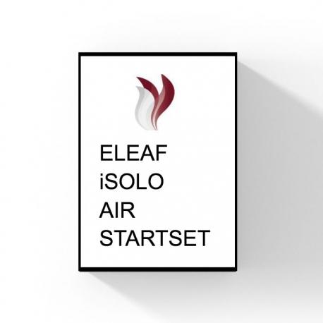 ELEAF ISOLO AIR STARTSET