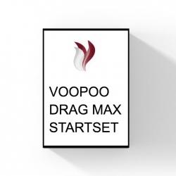 VOOPOO DRAG MAX STARTSET