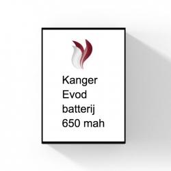 Kanger EVOD 650 mah batterij