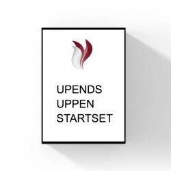UPENDS UPPEN STARTSET